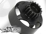 Absima HB Racing HB Ventilierte Kupplungsglocken M08