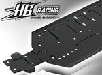 Absima HB Racing Neues längeres Chassis für HB E817