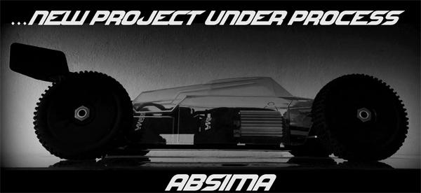 Absima Neues R/C Car Projekt