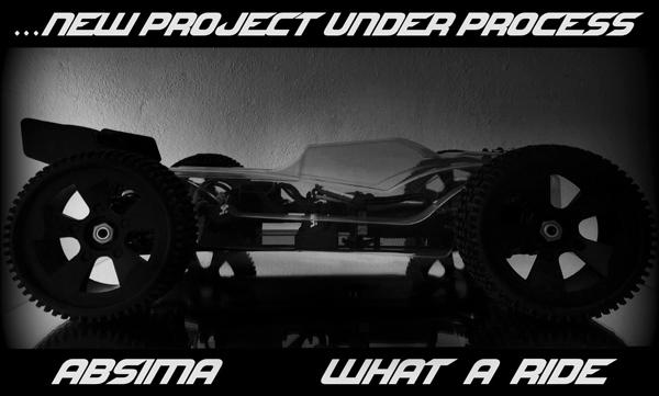 Absima New R/C Car Projekt die 2te