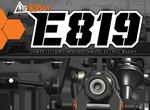 Absima HB Racing HB Racing E819 1/8 Elektrobuggy