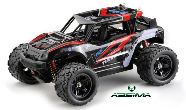 Absima 1:18 High Speed Sand Buggy Thunder