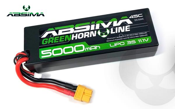 Absima GreenHorn LiPo Akkus