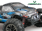 Absima EP Monster Truck SPIRIT 1:16 RTR
