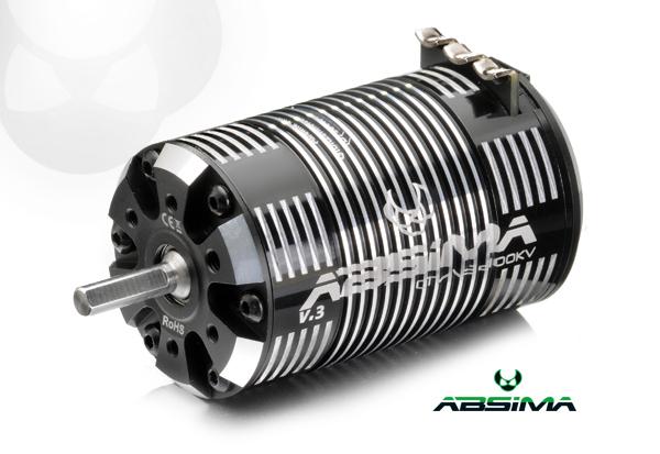Absima BL Motor Revenge CTM 8 V3