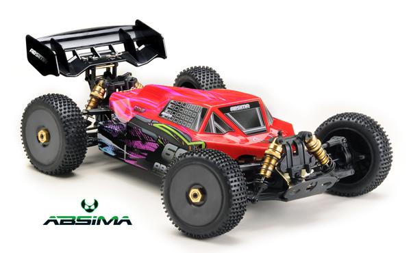 Absima STOKE Gen2.0 6S RTR 1:8 Buggy