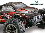Absima 1/16 High Speed Monster Truck SPIRIT