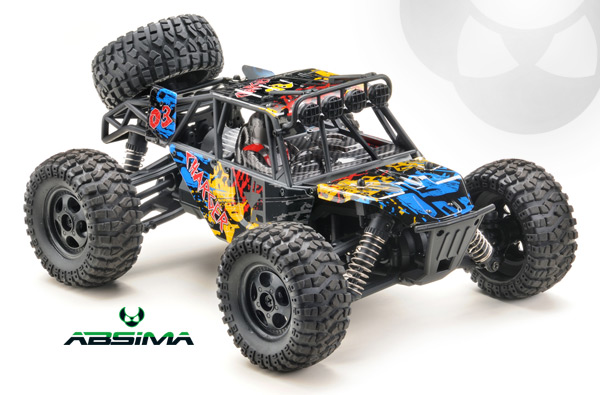 Absima R/C Sand Buggy RTR 1/14