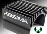 Absima Alu Aufsteckkühlkörper für 1/8 E-Motoren