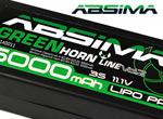 Absima GREENHORN LINEV2 - LiPo Akkus