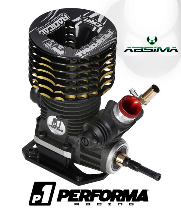 Absima Performa Racing Performa P1 V5 3 port Radical Engine