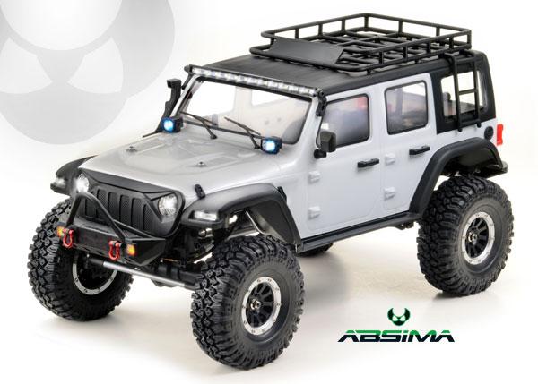 Absima EP Crawler CR3.4 ´SHERPA White Edition