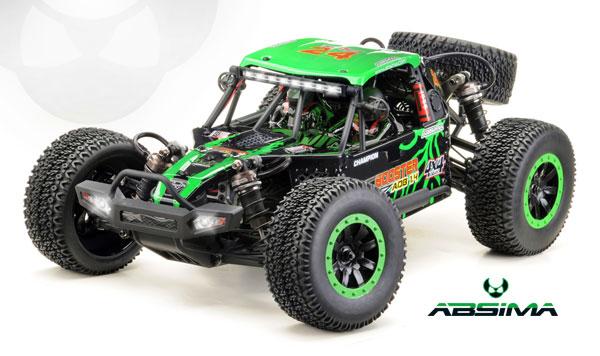 Absima Desert Buggy ´ADB 1.4 grün 4WD RTR