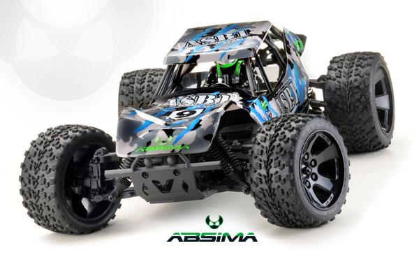 Absima Sand Buggy ASB1 Cambo-Blau 4WD RTR