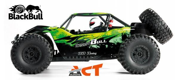 ACT Europe 4WD Brushless Desert Buggy 1/8 RTR