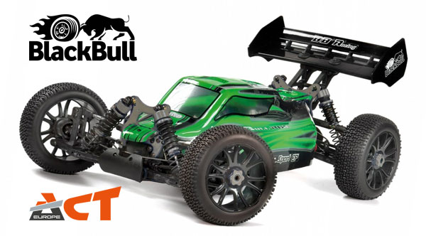 ACT Europe BULL Sport Brushless 4WD Buggy