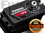 ACT Europe FUTABA HPS CT700 SERVO