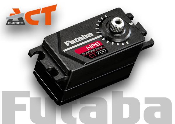 ACT Europe FUTABA HPS CT700 Car 0,07s/30kg