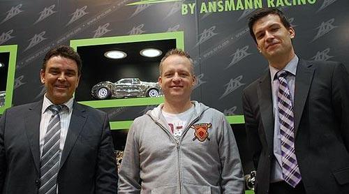 Ansmann Racing Marcus Lübke goes AR Team