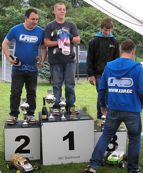 Ansmann Racing L. Wessel Deutscher Meister