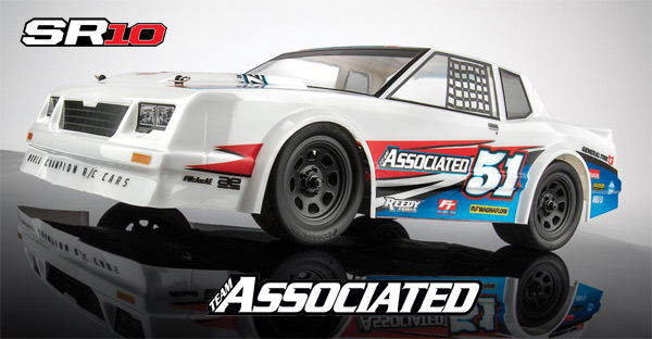 Team Associated SR10 Dirt Oval RTR