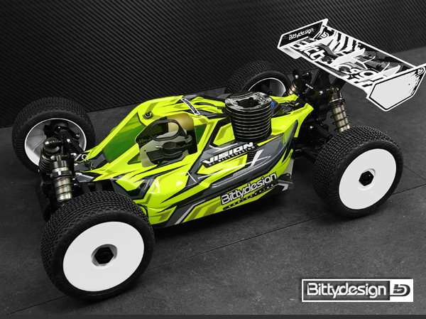 Bittydesign Bittydesign Vision XB8 Buggy Karo