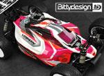 Bittydesign Vision HB D819RS Pre-cut Karo