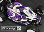 Bittydesign Vision HB E819RS Pre-cut Karo