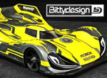 Bittydesign Robox 1/12 Pan-Car Karosserie