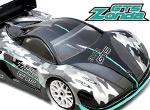 MW RC Products Blitz GT5 Zonda 1/8 GT Karosserie