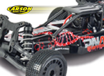 Carson Model Sport 2WD DNA Warrior, BL 2.4GHz 1:10