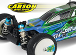Carson Model Sport Dirt Warrior BL 2.0 RTR