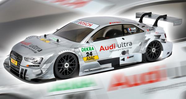 Carson Model Sport 1:5 Audi RS5 DTM 6S