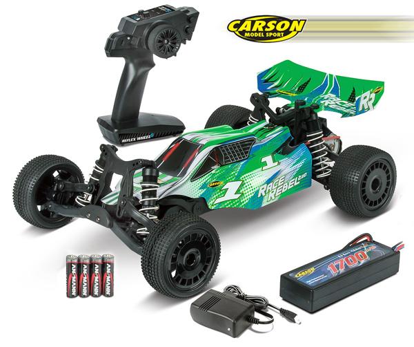 Carson Model Sport X10 2WD Race Rebel