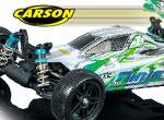 Carson Model Sport X10 Ninja-Pro 100% RTR 1:10