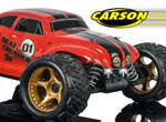 Carson Model Sport X8 Beat Crusher 3S 100% RTR 1:8