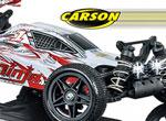 Carson Model Sport X10 Ninja 100% RTR