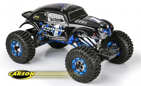 Carson Model Sport X-Crawlee XL Beetle 2.4G