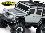 Carson Model Sport Land Rover Defender Rock Crawler