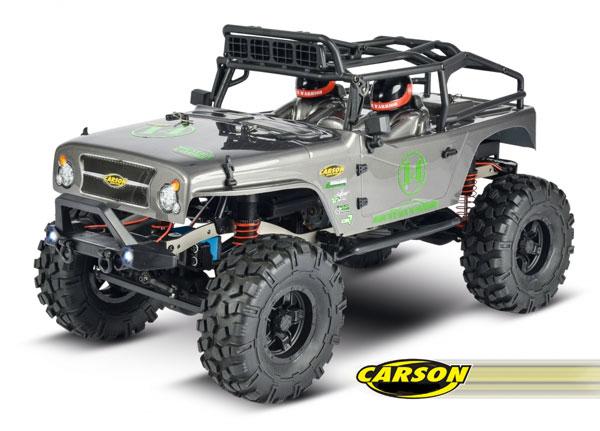 Carson Model Sport MC10 Mountain Warrior 2.4G
