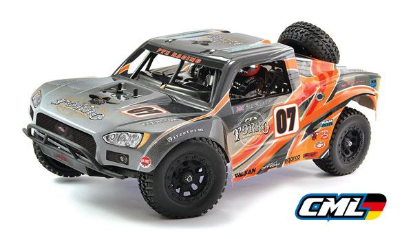 CML Distribution Deutschland FTX Torro Nitro 4WD Trophy Truck