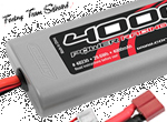 Team Corally TC Power Racing 30C LiPo