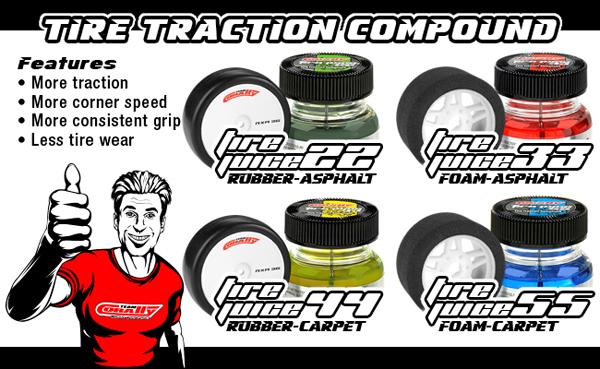 Team Corally TC Reifenhaftmittel Tire Juice