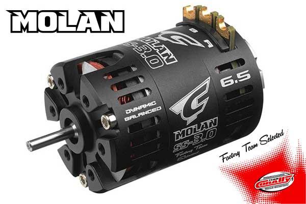 Team Corally TC MOLAN SS modified