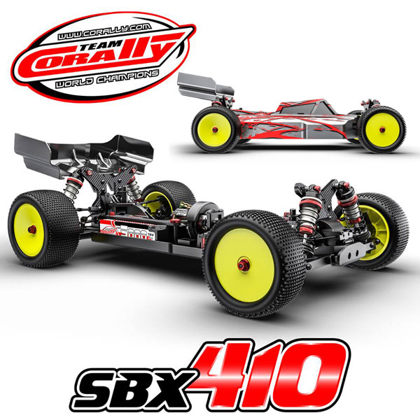 Team Corally TC SBX-410 4WD 1/10 #2