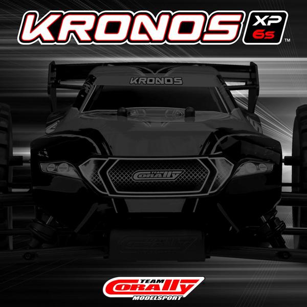 Team Corally KRONOS XP 6S - coming soon
