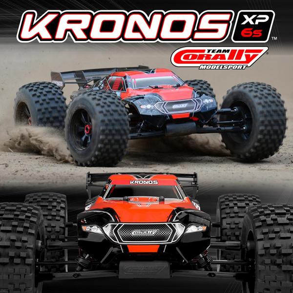 Team Corally KRONOS XP 6S coming soon