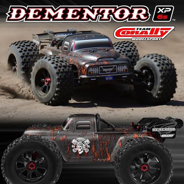 Team Corally DEMENTOR XP 6S