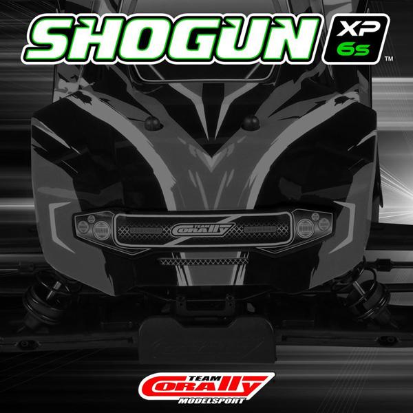 Team Corally Shogun XP 6 S Coming soon