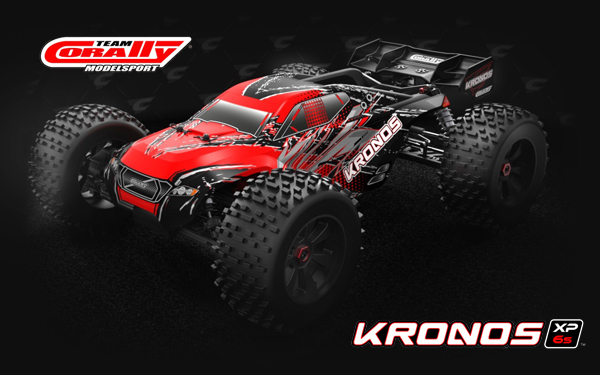 Team Corally Kronos 6S Monster Truck